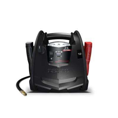 Battery Extender 12-Volt, 750 Amp Battery Jump Starter