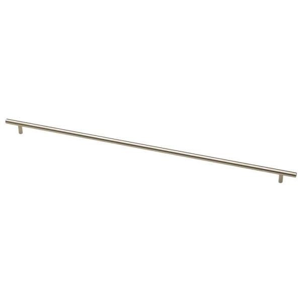 25 in. (635mm) Center-to-Center Stainless Steel Bar Drawer Pull