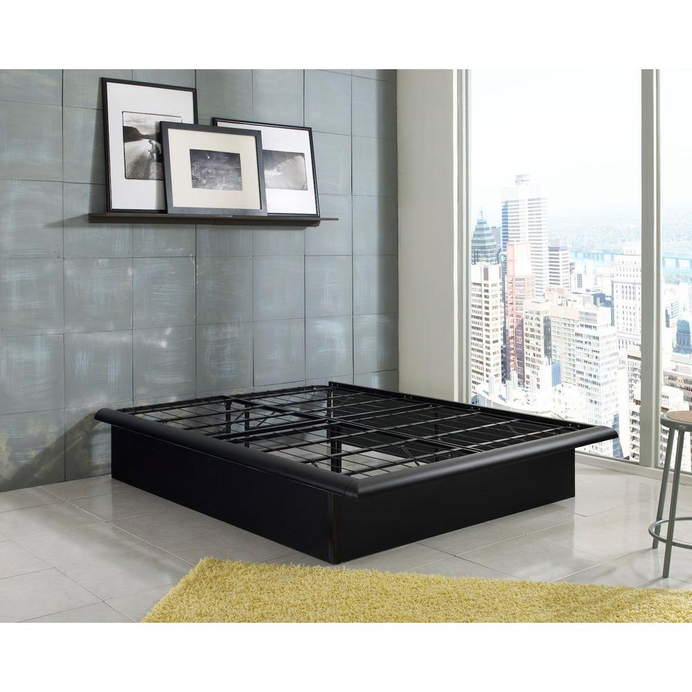 Luxury Platform Bed Frame Queen Style