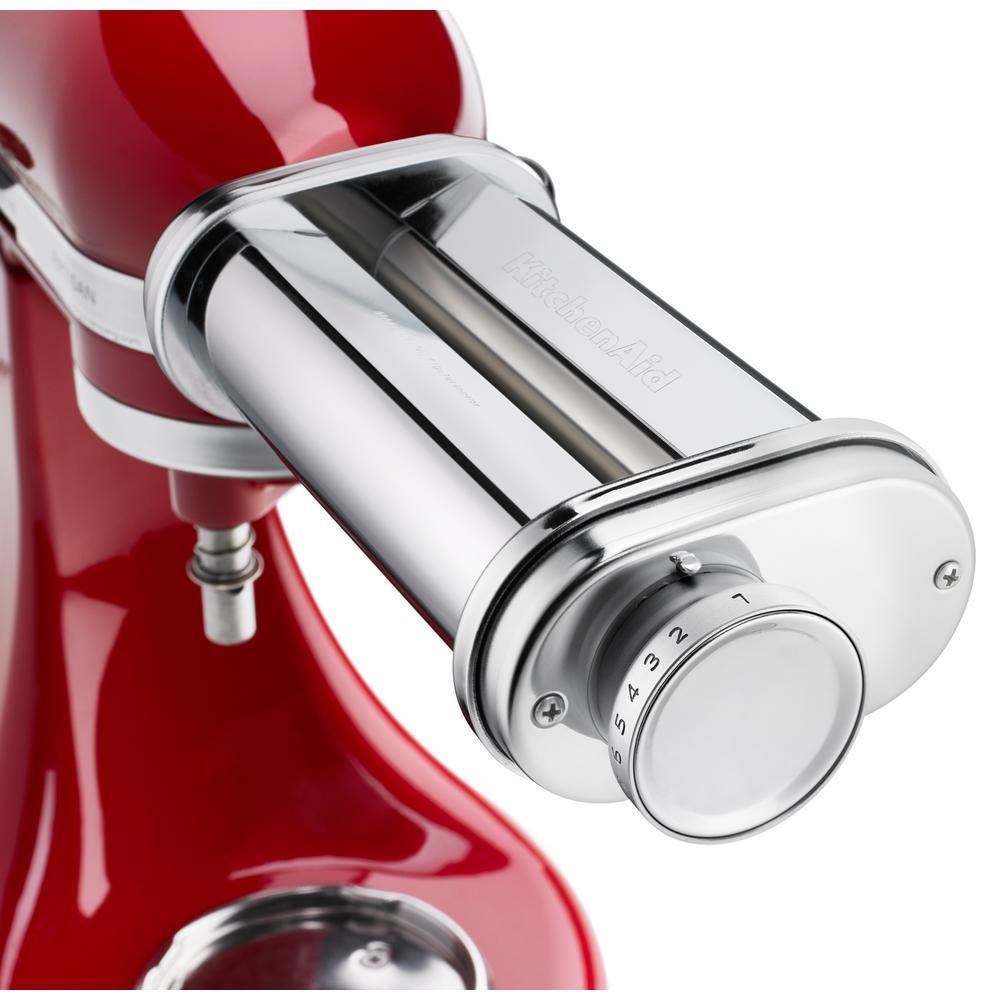 KitchenAid Silver Pasta Roller Attachment for KitchenAid