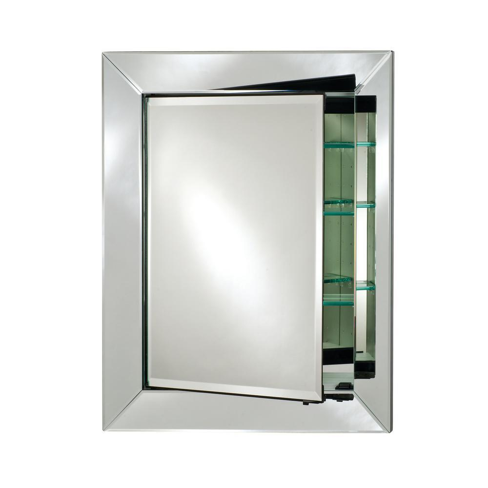 Incroyable Afina Radiance Cabinets 27 In. X 33 In. Recessed Medicine Cabinet