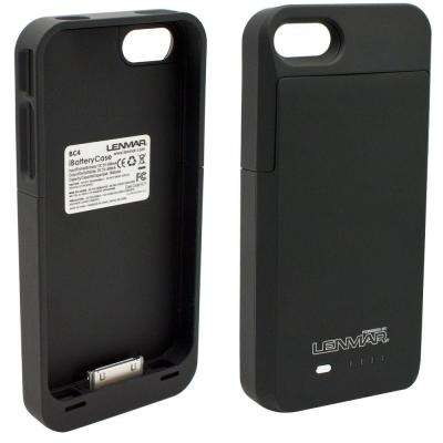 Lithium Polymer 1700mAh/5-Volt Apple iPhone 4 Battery Case