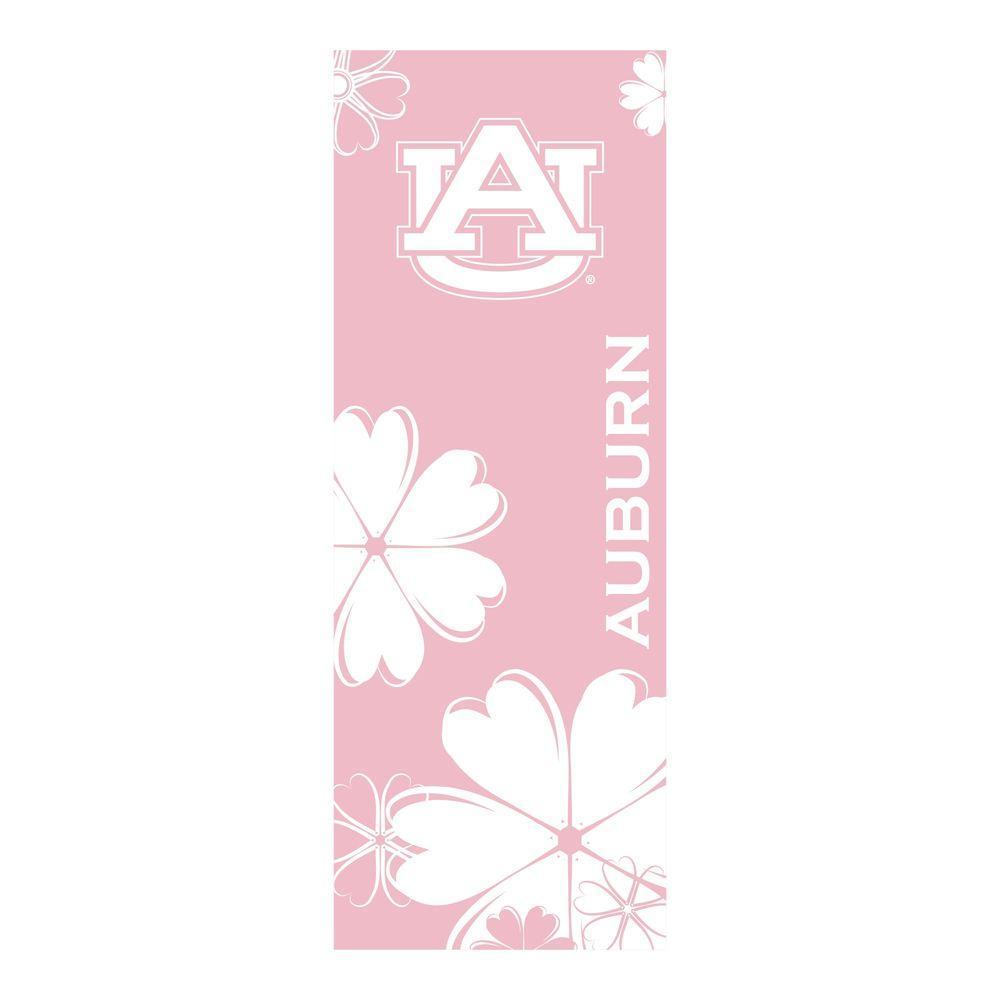 FANMATS Auburn University 24 in. x 67.5 in. Yoga Mat-DISCONTINUED