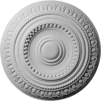 15-3/4 in. OD x 1-3/8 in. P (Fits Canopies up to 6-7/8 in.) Artis Ceiling Medallion