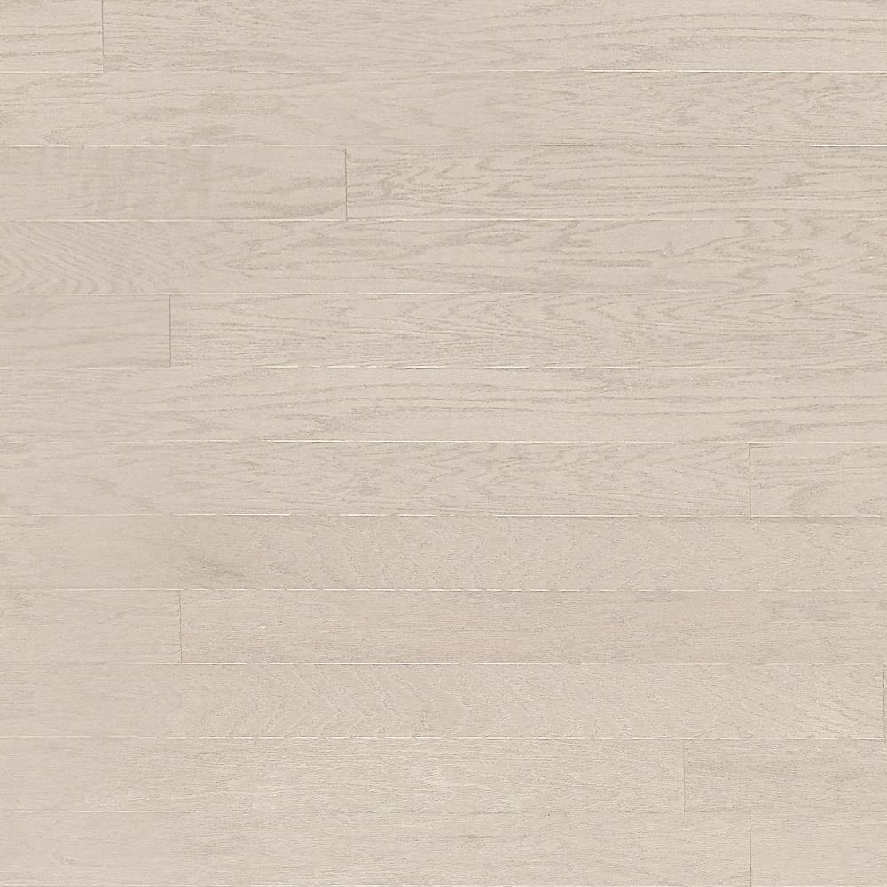 Heritage Mill Take Home Sample Oak Oceanside Engineered Click Hardwood Flooring 5 In. X 7 In.