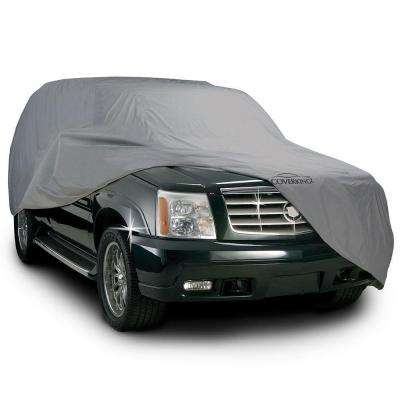 Triguard Small Universal Indoor/Outdoor SUV Cover