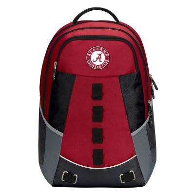 Alabama 19 in. Multi- Color Personnel Backpack