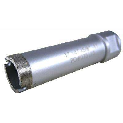 1 in. Wet Diamond Core Bit for Stone Drilling
