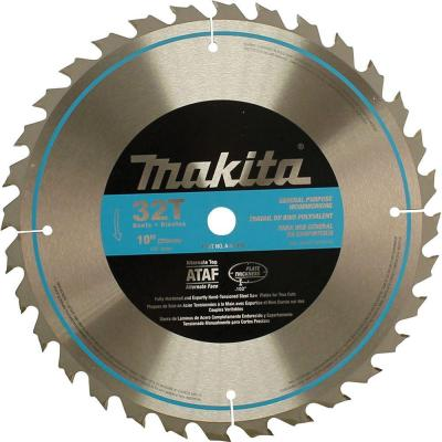 10 in. 32-Teeth Carbide-Tipped Table Saw Blade