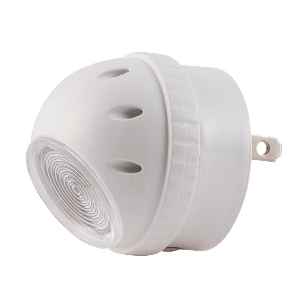 Light Sensing LED Night Light with 360° Rotation