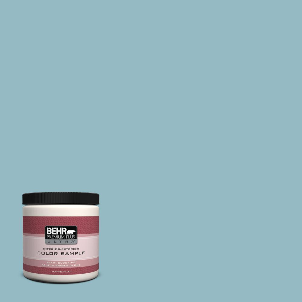 Behr Premium Plus Ultra 8 Oz T18 13 Casual Day Matte