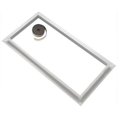 3434 Accessory Tray for Installation of Blinds in FCM 3434 Skylights