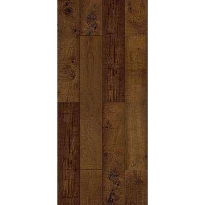 Walnut Ember Java 6 in. x 36 in. Vinyl Peel and Stick Vinyl Plank (36 sq. ft. / case)