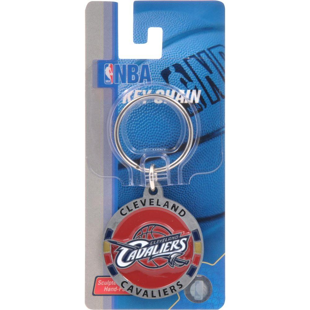 The Hillman Group NBA Cleveland Cavalier Key Chain (3-Pack)