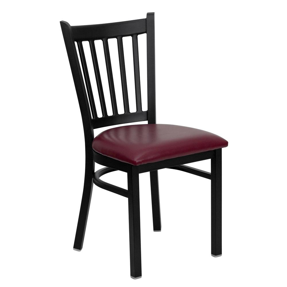 Burgundy - Dining Chairs - Kitchen & Dining Room Furniture - The ...