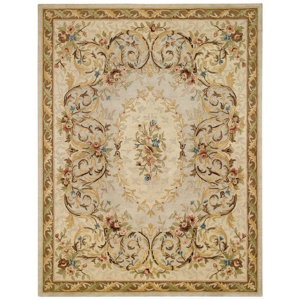 Capel Evelyn Beige 10 Ft X 14 Area