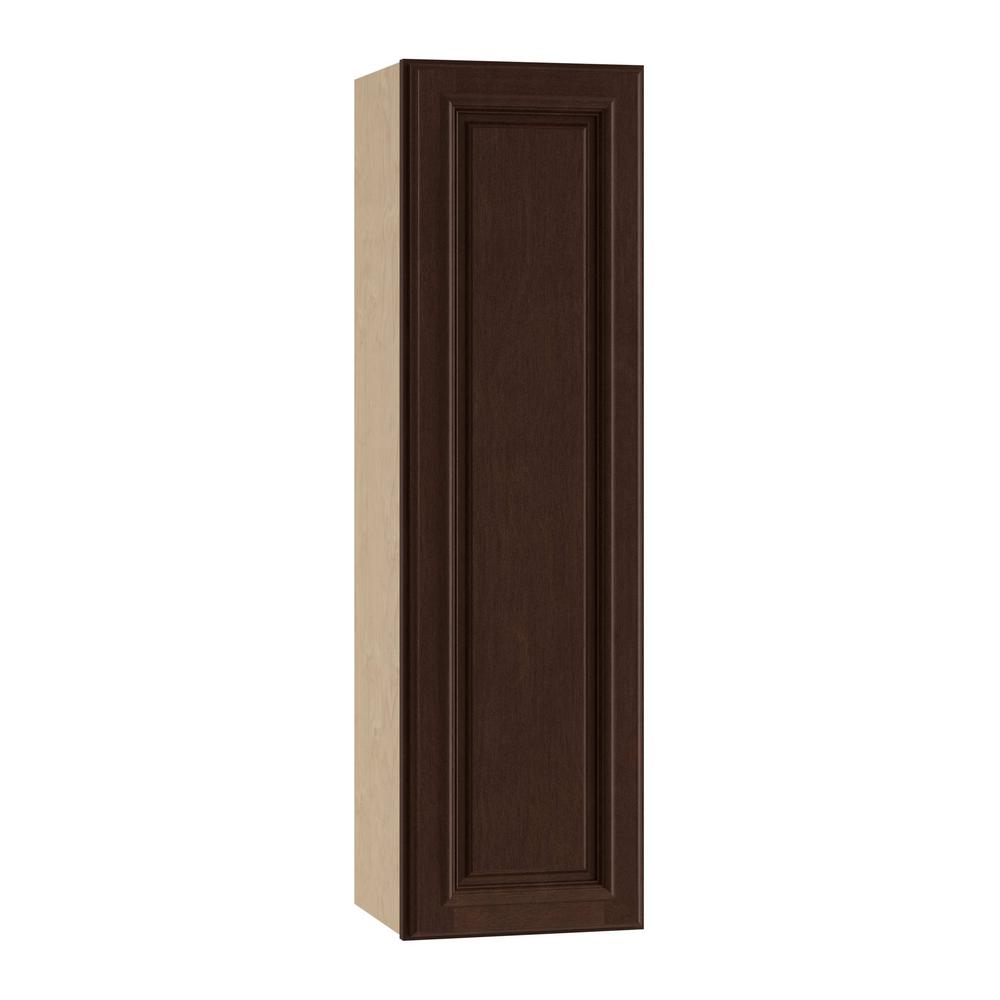 Home decorators collection somerset assembled 9x36x12 in for Single kitchen cabinet
