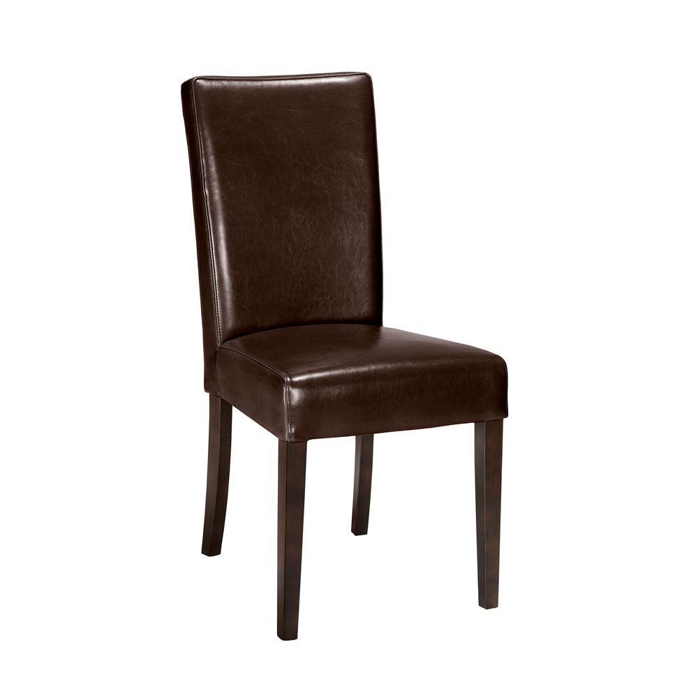 Home Decorators Collection Carmel Brown Dining Chair