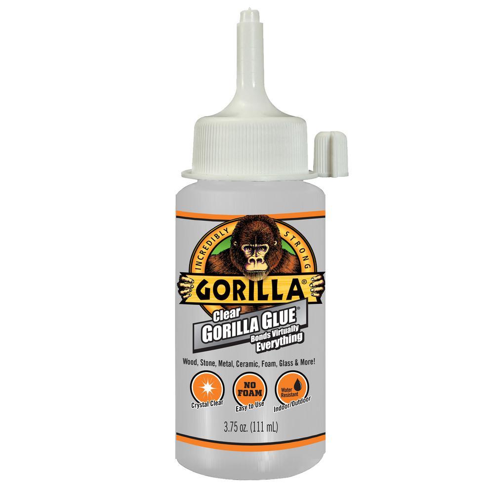 3.75 oz Clear Gorilla Glue (16-Pack)