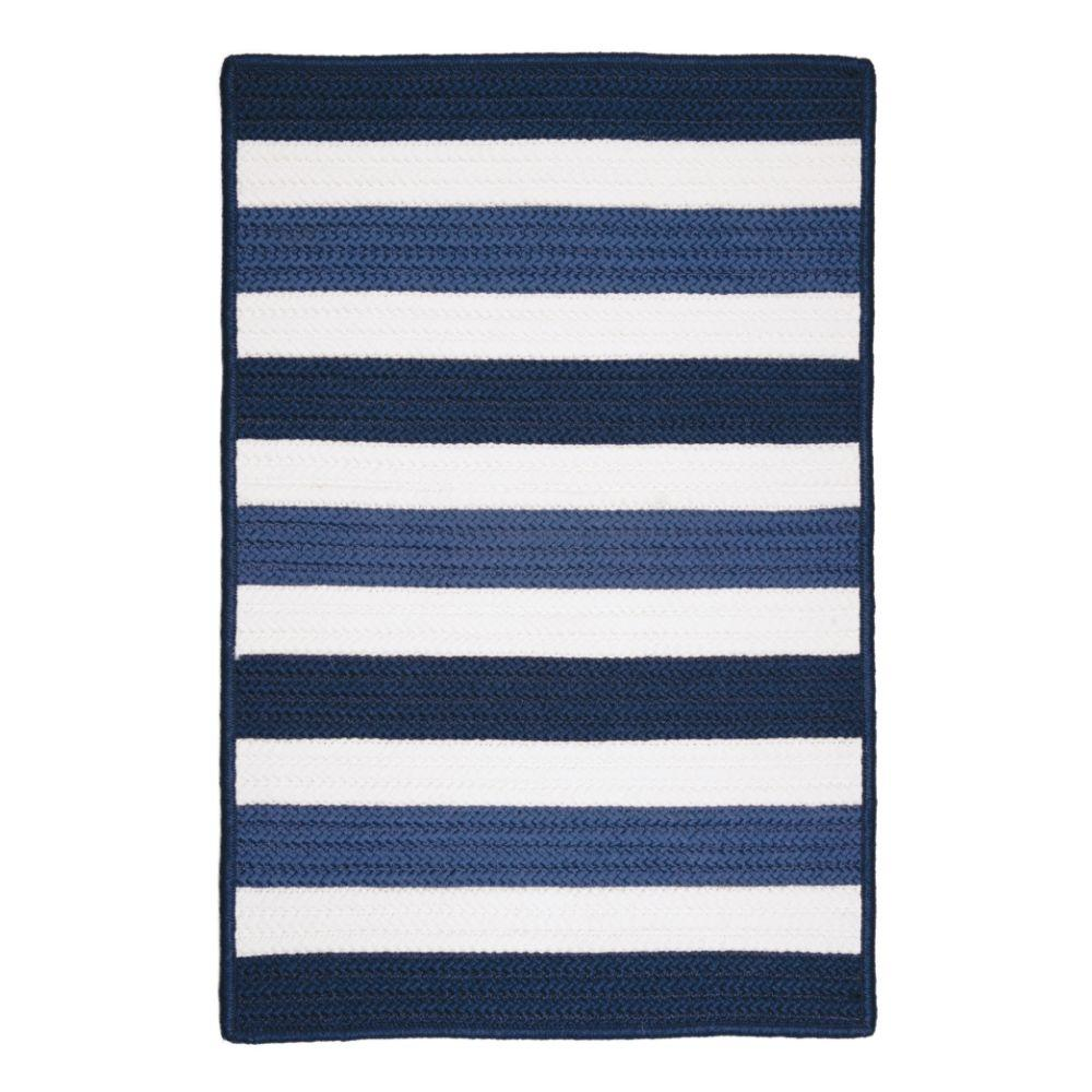 925a15b5187c Home Decorators Collection Cape Cod Nautical 4 ft. x 6 ft. Braided ...