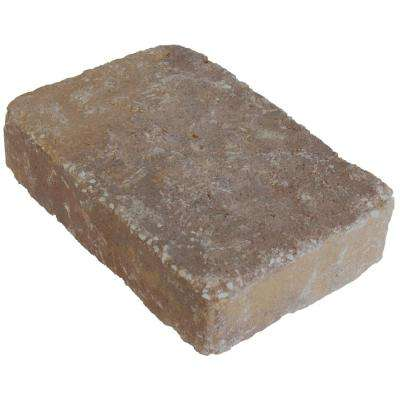 Marseilles 10.5 in. x 7 in. x 2.25 in. Potomac Beige/Gray Concrete Paver (180 Pieces / 87.5 sq. ft. / Pallet)