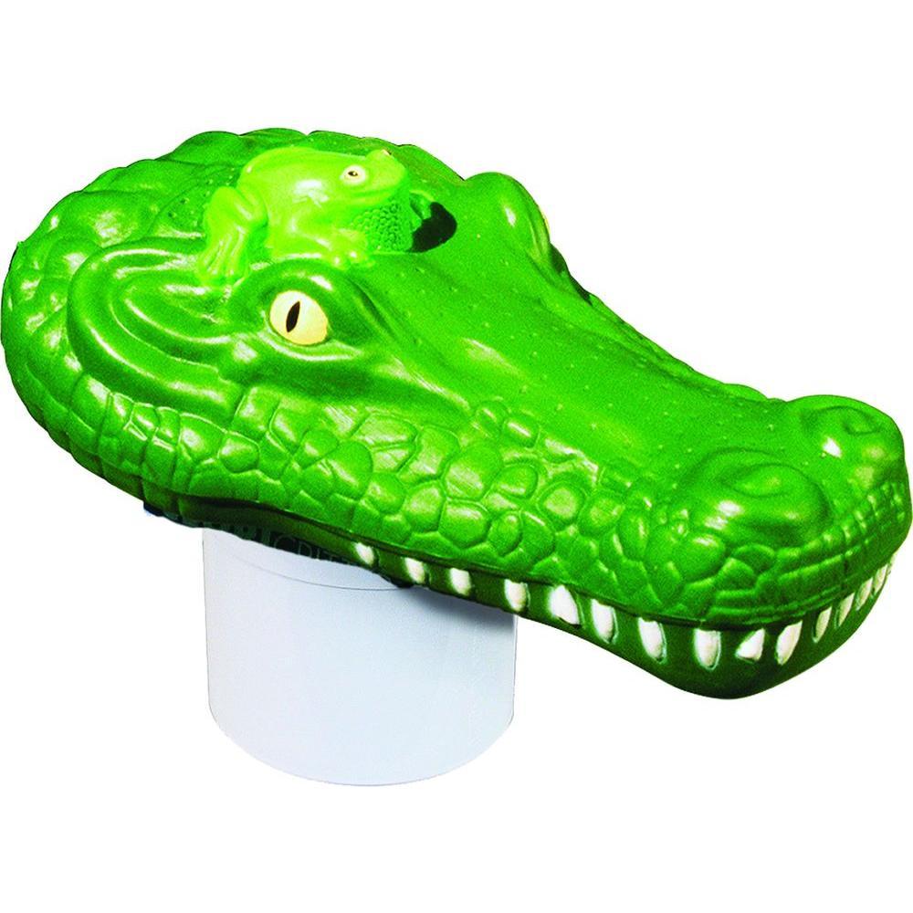 Poolmaster Chlori-Critter Alligator Chlorine Dispenser