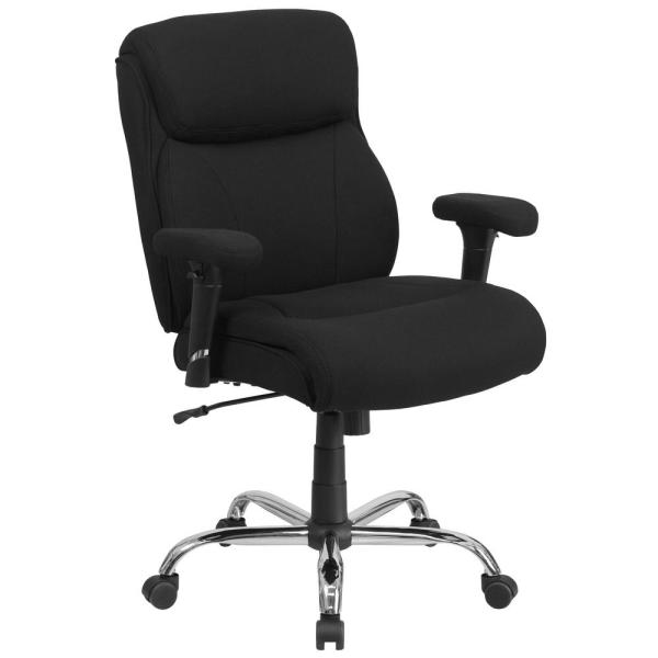 Flash Furniture Black Fabric Office/Desk Chair GO2031F