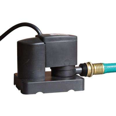 Dredger Jr. 350 GPH above Ground Pool Winter Cover Pump with Auto On-Off