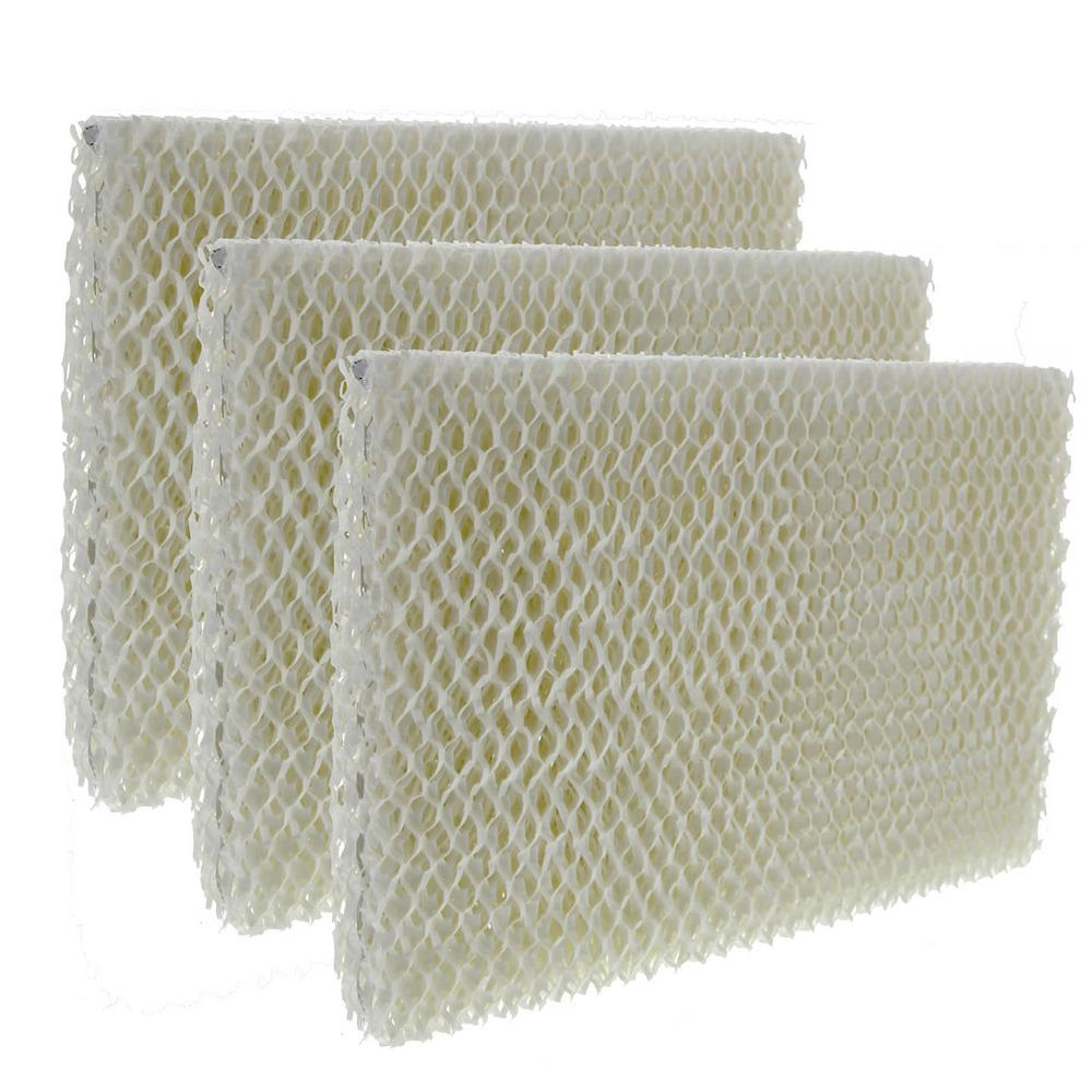 Tier1 Replacement Humidifier Wick Filter For Lasko Thf8 Cascade Models 1128 1129 9930 3 Pack Tier1 Hmf1300 3 Pack The Home Depot