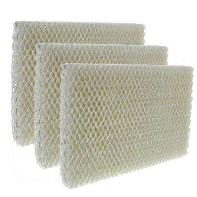 Replacement Humidifier Wick Filter for Lasko THF8 Cascade Models 1128, 1129, 9930 (3-Pack)