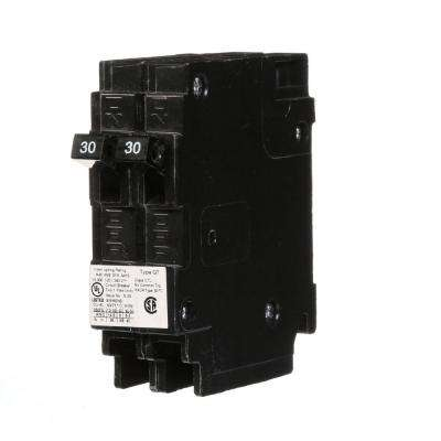 2-30 Amp Single-Pole Type QT Tandem-Circuit Breaker