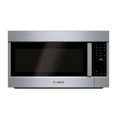 800 Series 30 in. 1.8 cu. ft. Over the Range Convection Microwave in Stainless Steel