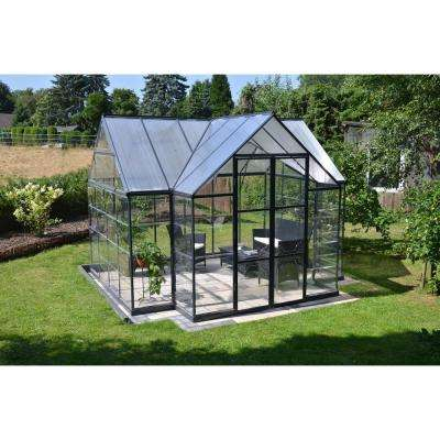 Miraculous Victory Orangery 10 Ft X 12 Ft Garden Chalet Greenhouse Home Remodeling Inspirations Gresiscottssportslandcom