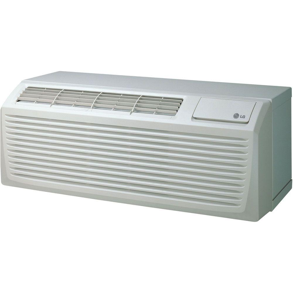 LG Electronics 14,900/15,100 BTU Packaged Terminal Air Conditioner (PTAC) with 208-Volt/230-Volt Heat Pump