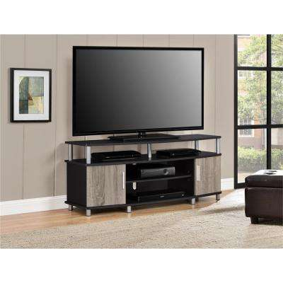Carson Espresso and Sonoma Oak Storage Entertainment Center