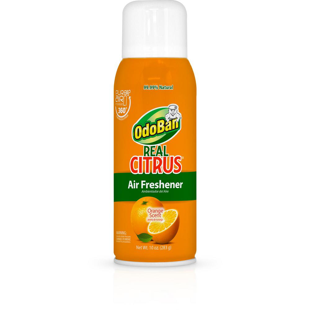 OdoBan Real Citrus 10 oz. Air Freshener Spray