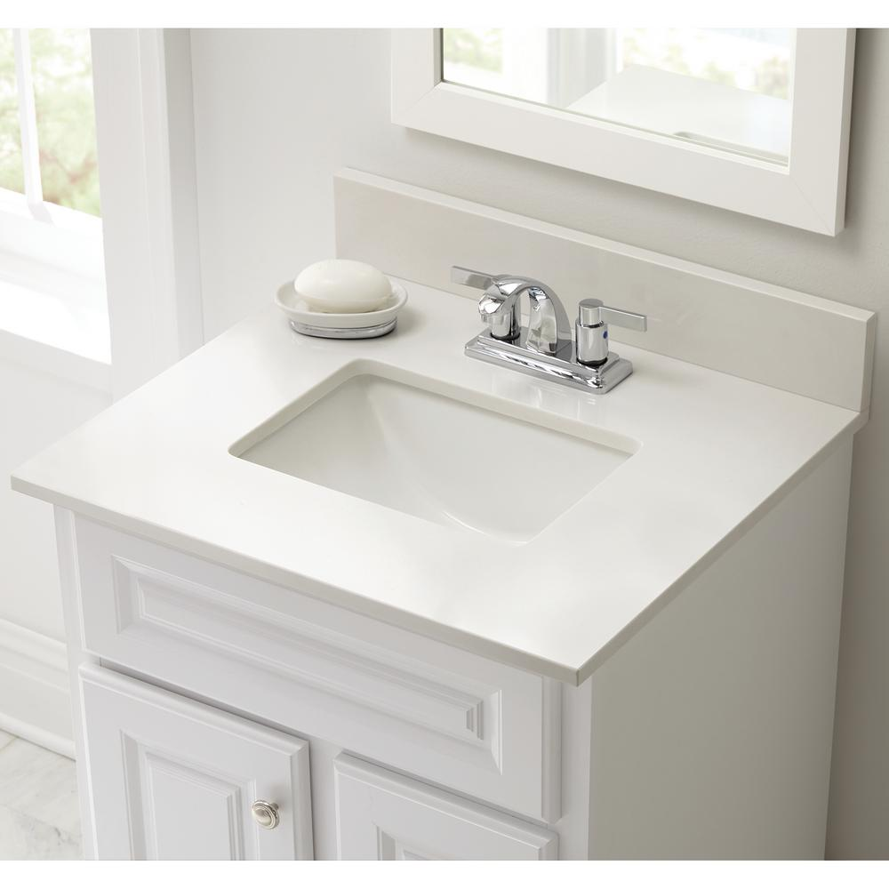 - Home Decorators Collection 21 In. Engineered Marble Sidesplash In