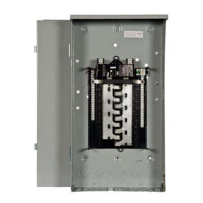 ES Series 200 Amp 20-Space 40-Circuit Main Breaker Outdoor Load Center