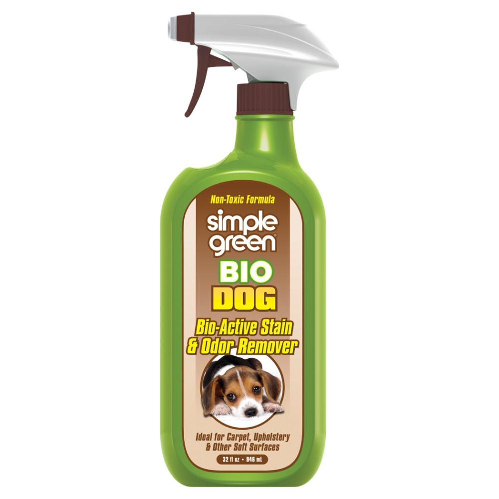Simple Green 32 oz. Bio Dog Pet Stain and Odor Remover