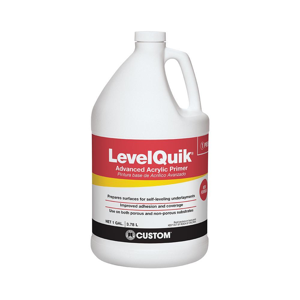 Custom Building Products LevelQuik 1 Gal. Latex Primer
