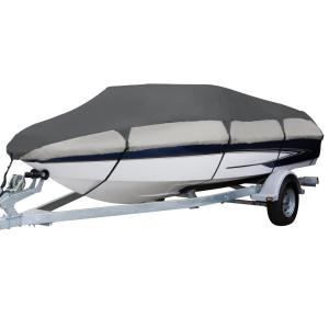 Classic Accessories Orion 22 ft. to 24 ft. Deluxe Boat Cover by Classic Accessories