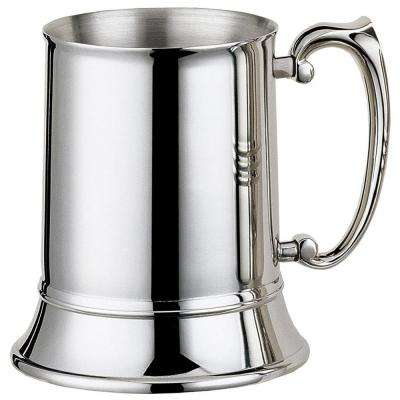 Gondor 16 oz. Stainless Steel Mirror Finish Beer Mug