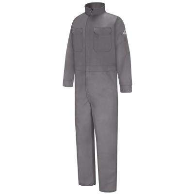 EXCEL FR Men's Size 50 (Tall) Medium Grey Premium Coverall