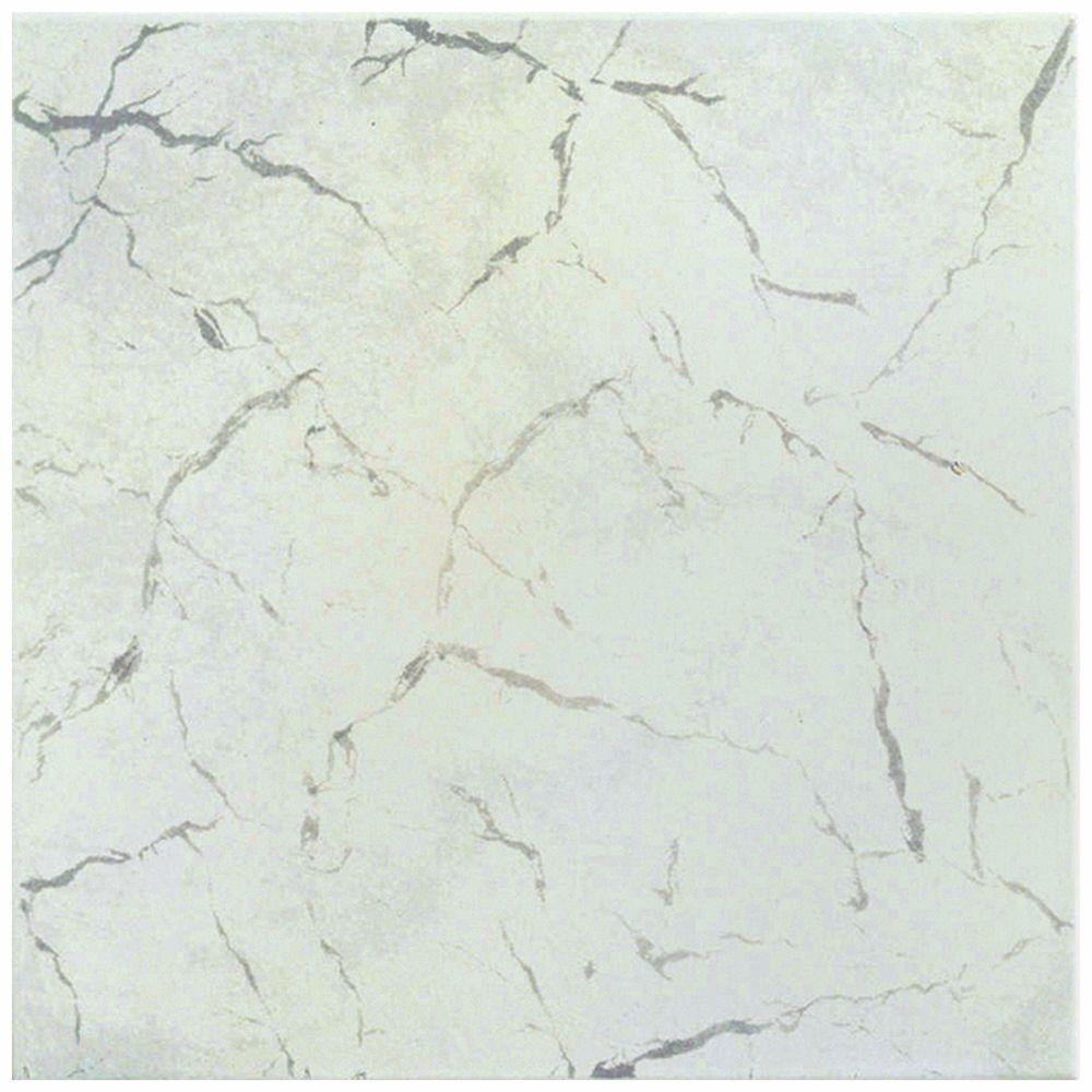 Merola Tile New Oton Gris 13-5/16 in. x 13-5/16 in. Ceramic Floor and Wall Tile (12.3 sq. ft./case)-DISCONTINUED