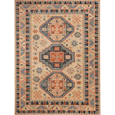 Canan Ivory 8 ft. x 10 ft. Area Rug