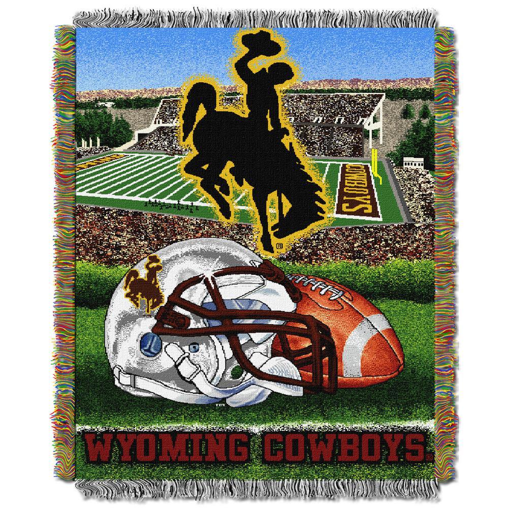 HFA Tapestry Wyoming Multi Color Throw-1COL051010066RET