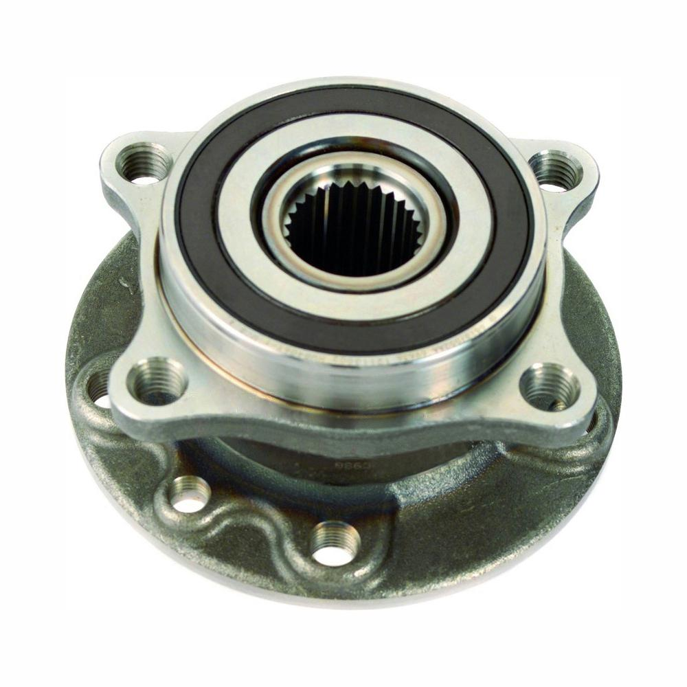 Timken Front Wheel Bearing And Hub Assembly Fits 2013-2016