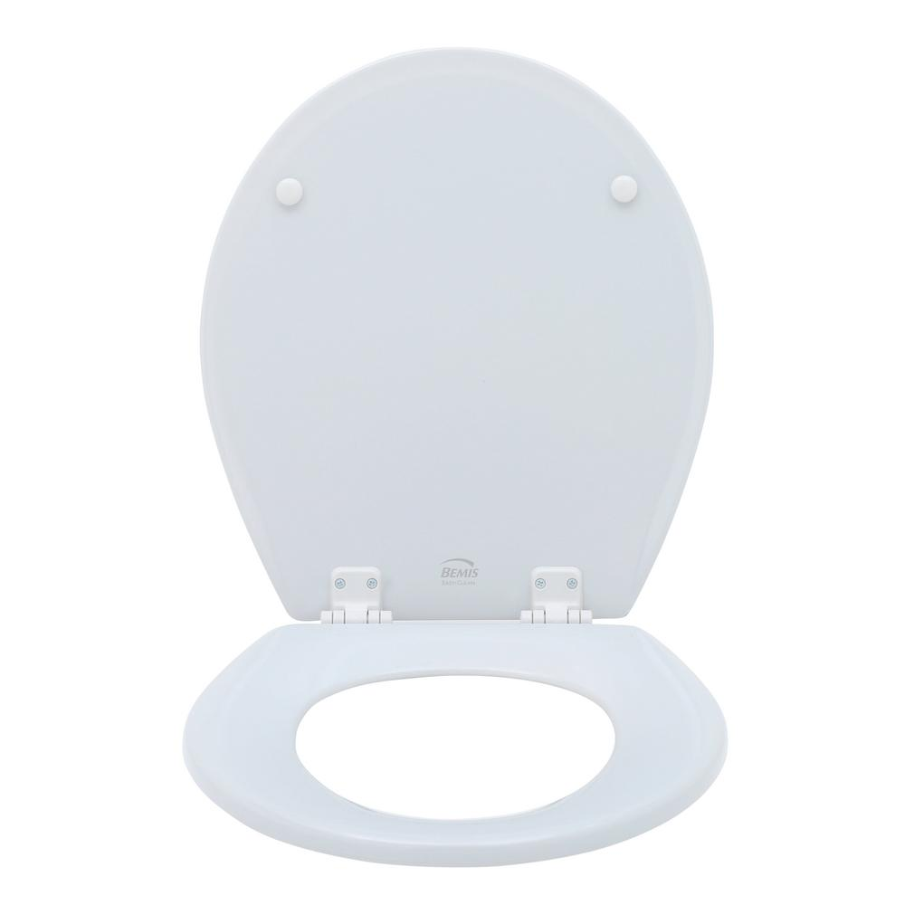 Strange Bemis Lift Off Round Closed Front Toilet Seat In Silver Pdpeps Interior Chair Design Pdpepsorg