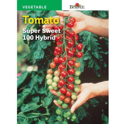 Tomato, Cherry, Super Sweet Seed 100 Hybrid