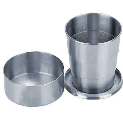 Scope 5 oz. Stainless Steel Folding Shot Cup